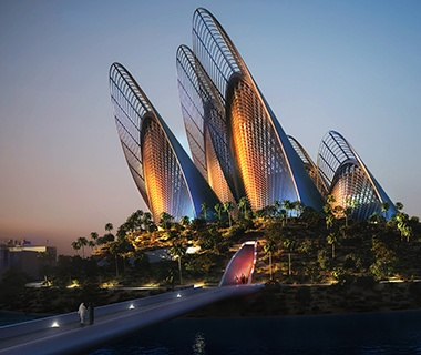 Zayed National Museum, Abu Dhabi