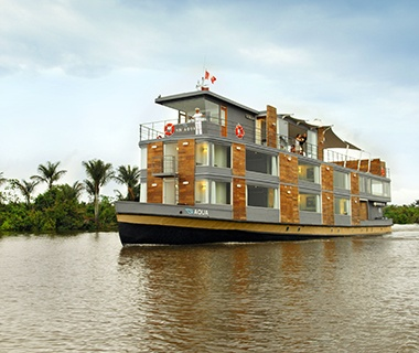 Aqua Expeditions Peruvian cruise deals