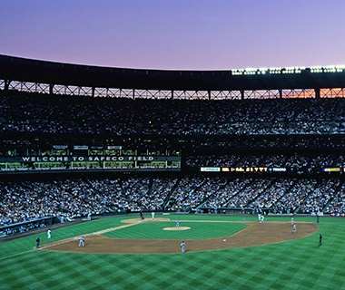 Safeco Field, Mariners, Seattle (MLB)