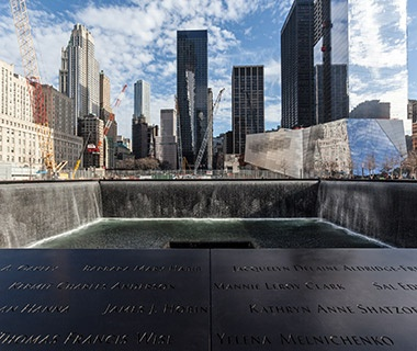 One World Trade Center and 9/11 Memorial Museum, New York City