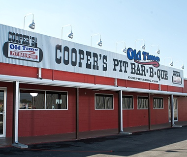 Cooper's Old Time Pit Bar-B-Que, New Braunfels, TX