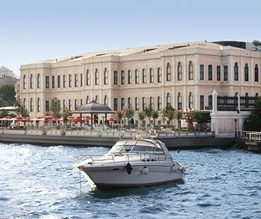 No. 13 Four Seasons Hotel Istanbul at the Bosporus