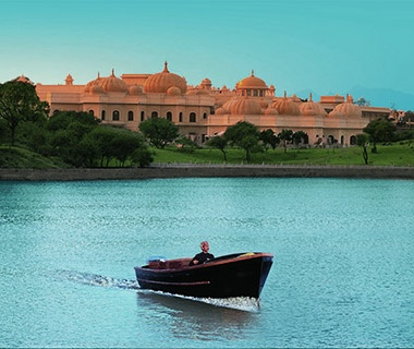 No. 3 Oberoi Udaivilas, Udaipur, India