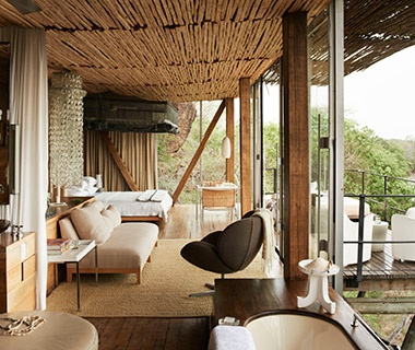 No. 9 Singita Kruger National Park, South Africa