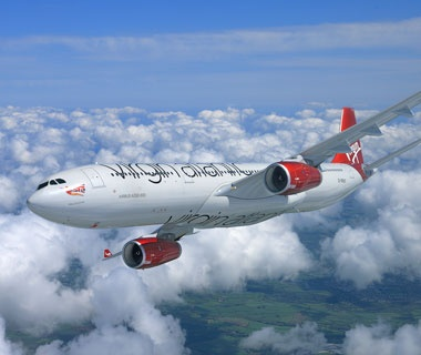 No. 20 Virgin Atlantic (tie)