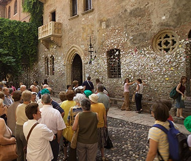 Love Letters to Juliet, Italy
