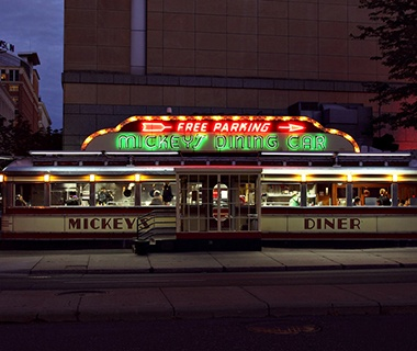Mickey's Diner, St. Paul, MN