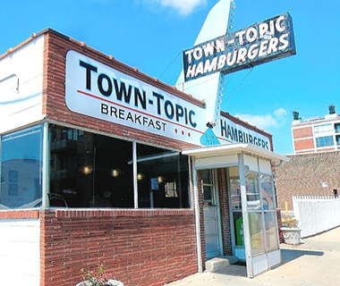 Town Topic Hamburgers, Kansas City, MO