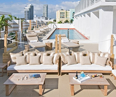 Sense Beach House, Miami