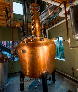 Bainbridge Organic Distillers, Bainbridge Island, WA