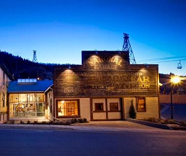 High West Distillery & Saloon, Park City, UT