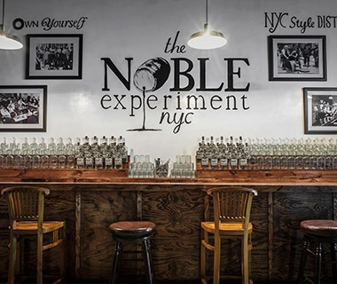 The Noble Experiment, Brooklyn, NY