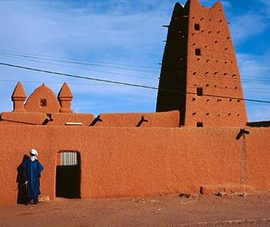 Agadez's Historic Center, Niger