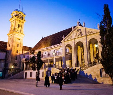 University of Coimbra–Alta and Sofia, Portugal