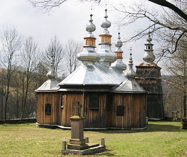 Wooden Tserkvas, Poland and Ukraine