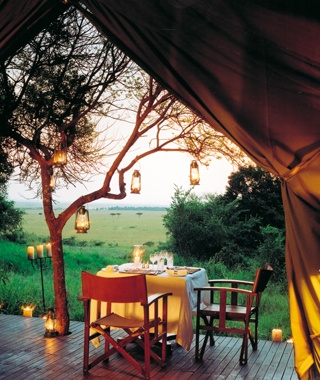 No. 34 andBeyond Kichwa Tembo Tented Camp, Masai Mara National Reserve, Kenya
