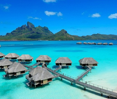 No. 5 Four Seasons Resort Bora-Bora, French Polynesia