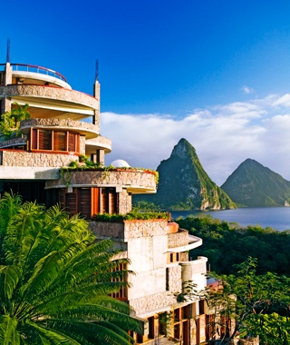 No. 14 Jade Mountain St. Lucia