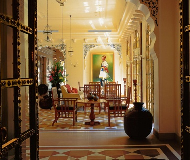 No. 19 Oberoi Rajvilas, Jaipur, India