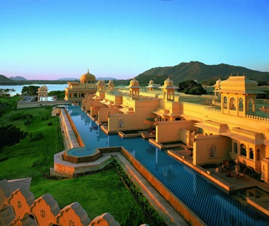 No. 8 Oberoi Udaivilas, Udaipur, India