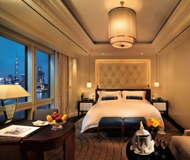 no 35 the peninsula shanghai - Nicest Bedroom In The World