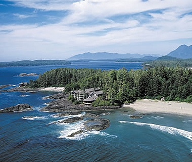 No. 30 Wickaninnish Inn, Tofino, British Columbia