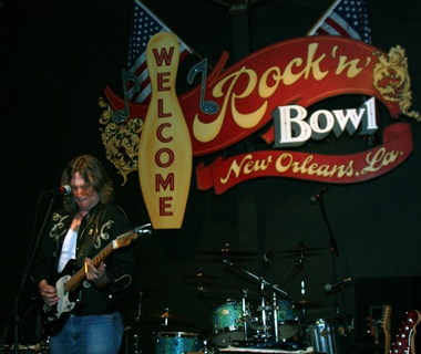 Mid-City Lanes Rock 'n' Bowl, New Orleans