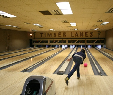 Timber Lanes Bowling, Chicago