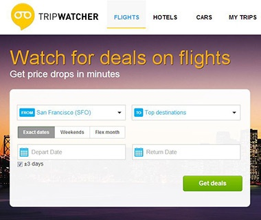 Real-Time Airfare Price Alerts: TripWatcher