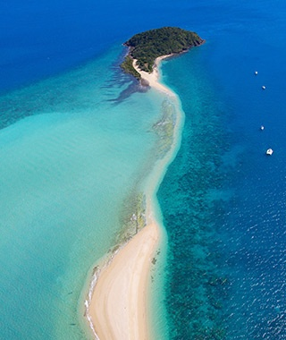 No. 14 Great Barrier Reef Islands, Queensland, Australia