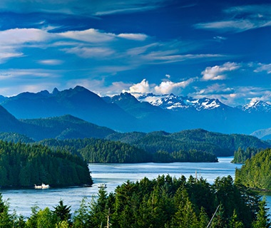 No. 13 Vancouver Island, British Columbia