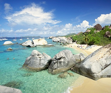 No. 20 Virgin Gorda, British Virgin Islands