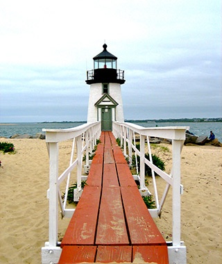 Brant Point Light, Nantucket, MA