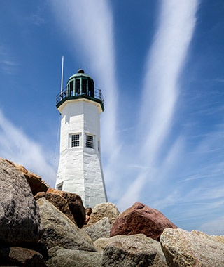 Scituate Light, Scituate, MA