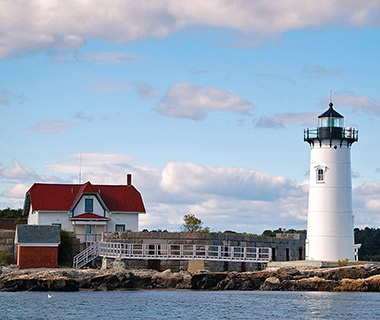 Portsmouth Harbor Light, New Castle, NH