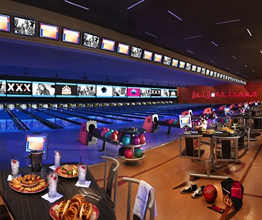 Red Rock Lanes, Las Vegas