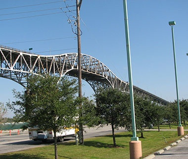 No. 7 1-10 Calcasieu River Bridge, Lake Charles, LA