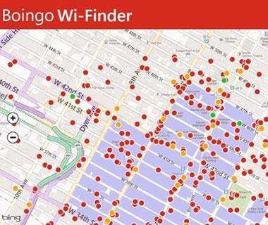 Bypass Pricey Hotel Wi-Fi: Boingo Wi-Finder