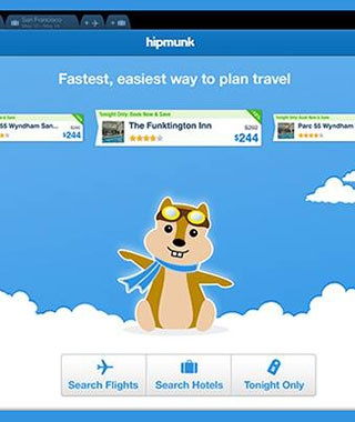 Find the Flights and Hotels That Make You Smile: Hipmunk