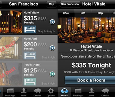 Book a Room on the Fly: HotelTonight