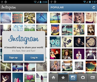 Share Your Travels with the Push of a Button: Instagram