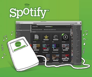 Ditch Your Playlist: Spotify