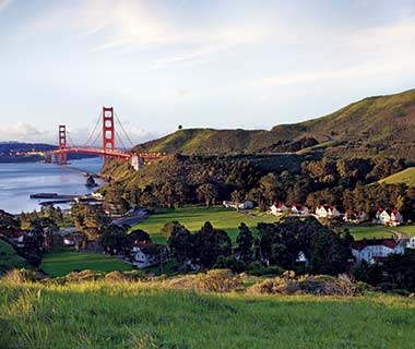 No. 6 Cavallo Point – The Lodge at the Golden Gate, Sausalito, CA