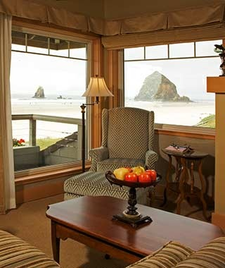 No. 10 Stephanie Inn Hotel, Cannon Beach, OR