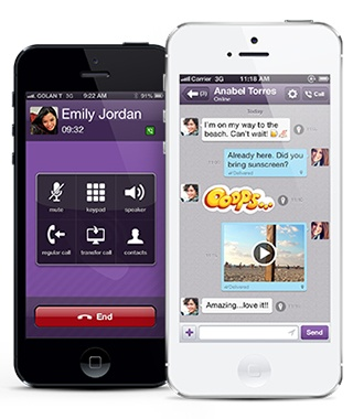 Stop Worrying About Your Data Limit: Viber