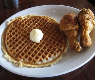Gussie's Chicken & Waffles, San Francisco