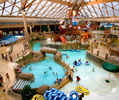 Massanutten Indoor WaterPark, McGaheysville, VA