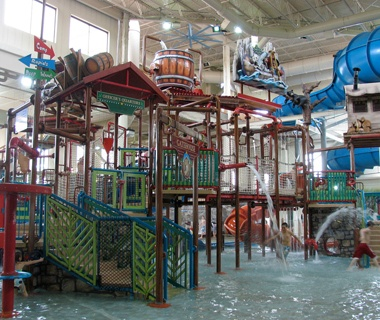 indoor Water Park of America, Bloomington, MN