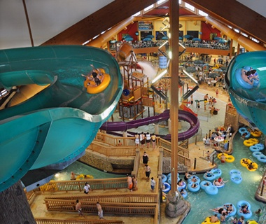 America 39 s coolest indoor water parks travel leisure for Public fishing near me