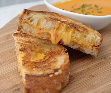 Three Sheets, Atlanta: Grilled Cheese